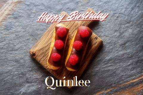 Quinlee Birthday Celebration