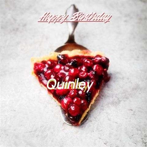 Happy Birthday Quinley