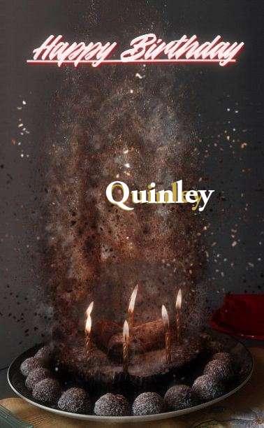 Happy Birthday to You Quinley