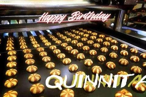 Happy Birthday to You Quinnita