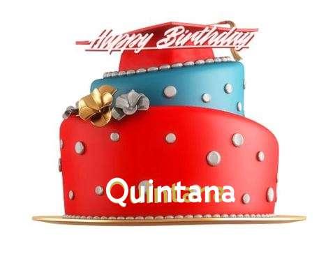 Happy Birthday Quintana
