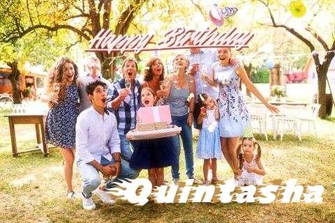 Happy Birthday to You Quintasha