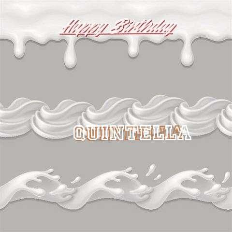 Happy Birthday Quintella
