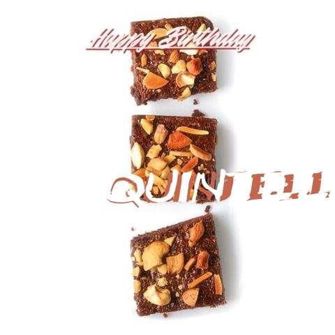 Happy Birthday to You Quintella