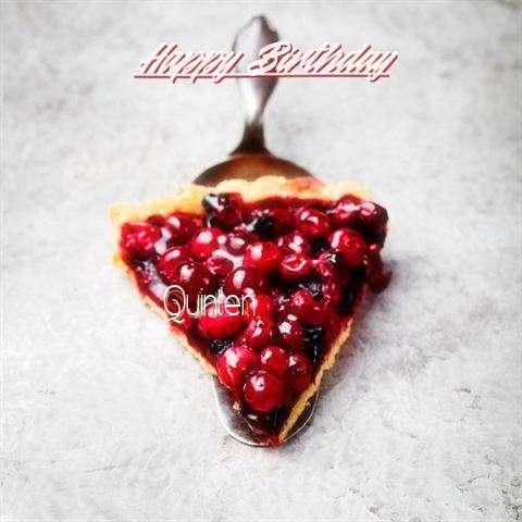 Happy Birthday Quinten