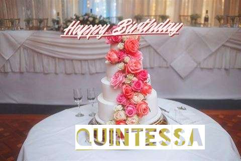 Happy Birthday Quintessa