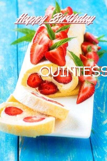 Happy Birthday Wishes for Quintessa