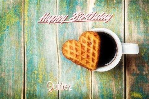 Happy Birthday Wishes for Quintez