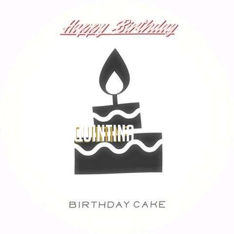 Quintina Birthday Celebration