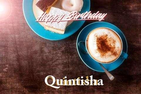 Happy Birthday Quintisha