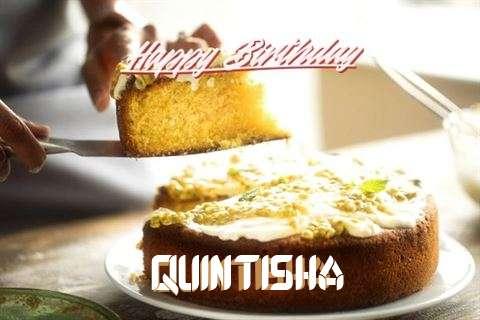 Happy Birthday Wishes for Quintisha