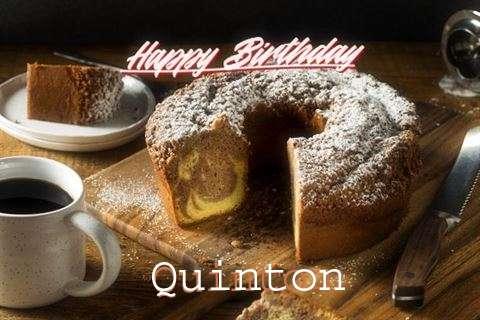 Quinton Birthday Celebration