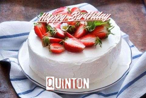 Happy Birthday to You Quinton