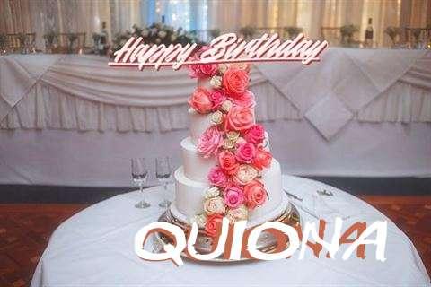 Happy Birthday Quiona