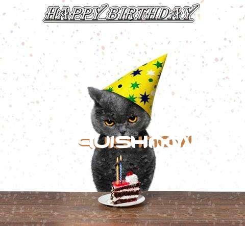 Birthday Images for Quishnavi