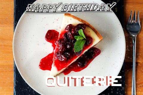 Quiterie Birthday Celebration
