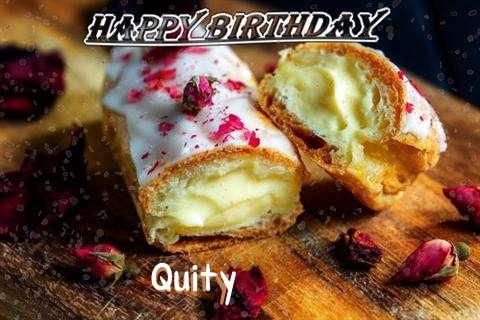 Quity Cakes