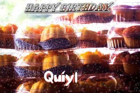 Happy Birthday Wishes for Quiyl
