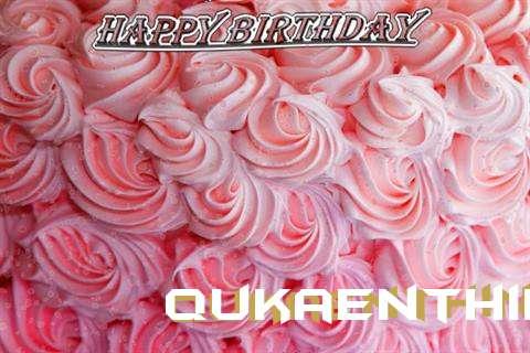 Qukaenthini Birthday Celebration