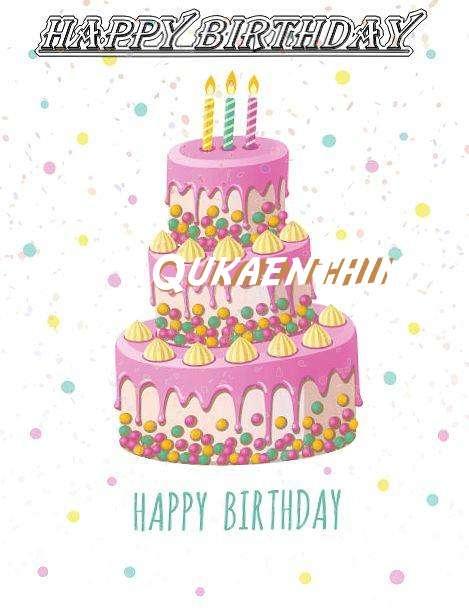 Happy Birthday Wishes for Qukaenthini
