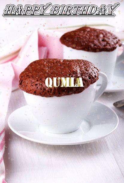 Happy Birthday Wishes for Qumla