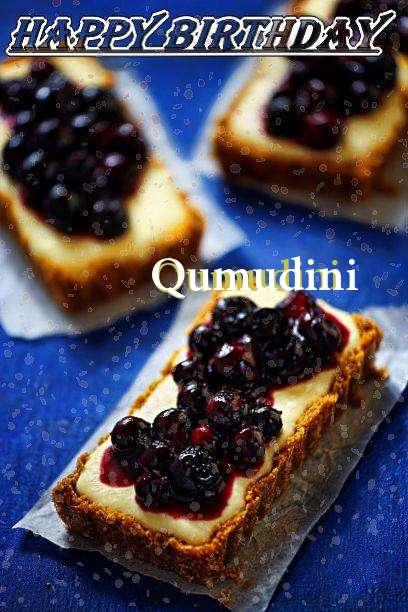 Happy Birthday Qumudini