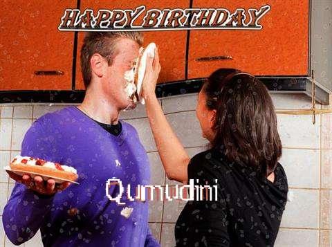 Happy Birthday to You Qumudini