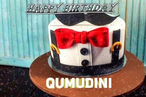 Happy Birthday Cake for Qumudini
