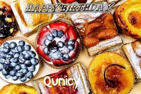 Happy Birthday to You Qunicy