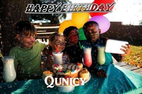 Qunicy Cakes