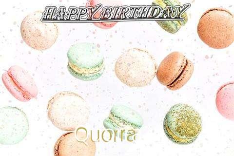 Quorra Cakes