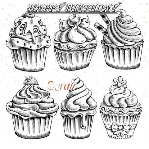 Happy Birthday Cake for Quran
