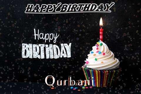 Happy Birthday to You Qurbani