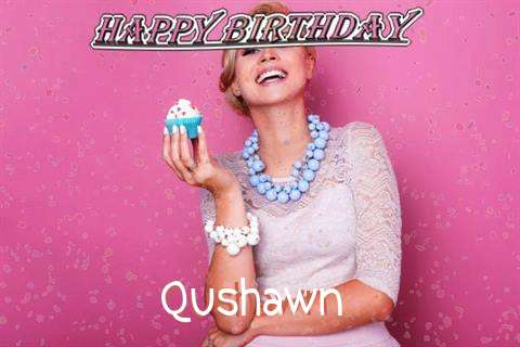 Happy Birthday Wishes for Qushawn