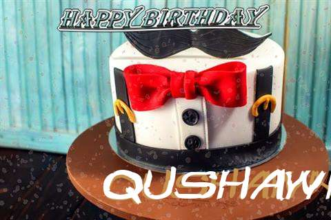 Happy Birthday Cake for Qushawn