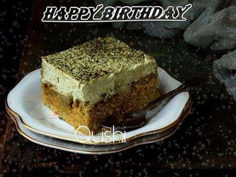 Qushi Birthday Celebration