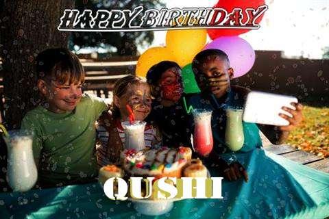 Qushi Cakes