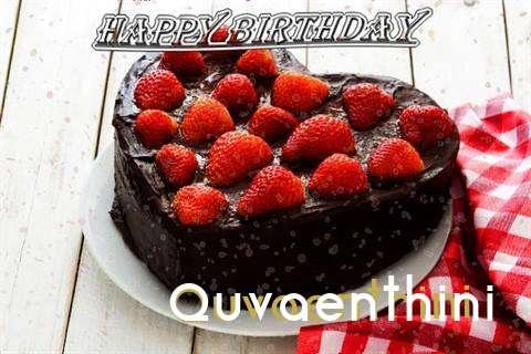 Quvaenthini Birthday Celebration