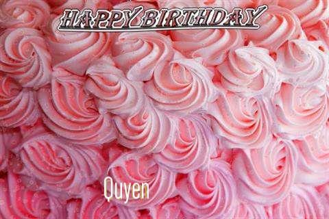 Quyen Birthday Celebration