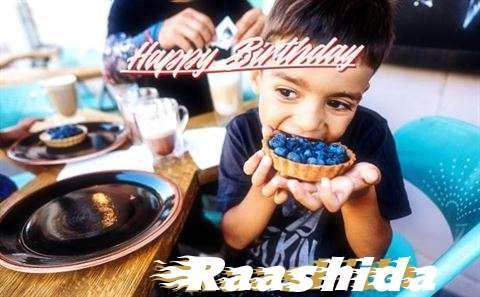 Birthday Images for Raashida