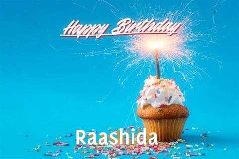 Happy Birthday Wishes for Raashida