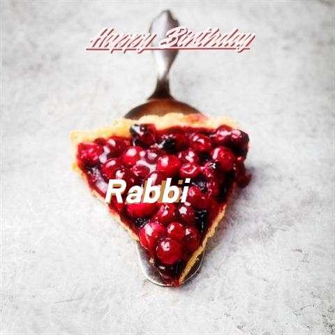 Birthday Images for Rabbi