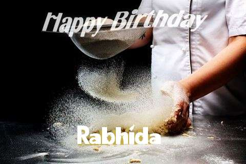 Happy Birthday to You Rabhida