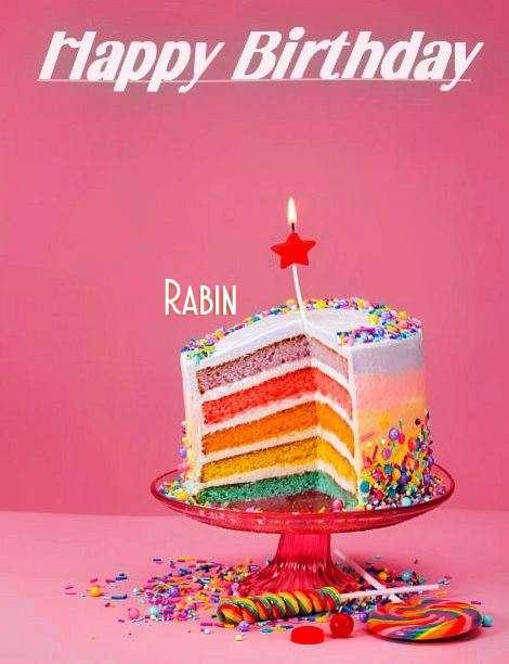 Rabin Birthday Celebration