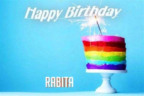 Happy Birthday Wishes for Rabita