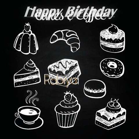 Birthday Wishes with Images of Rabiya