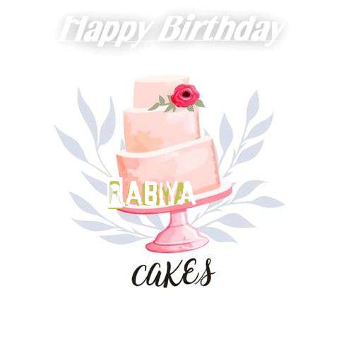 Birthday Images for Rabiya
