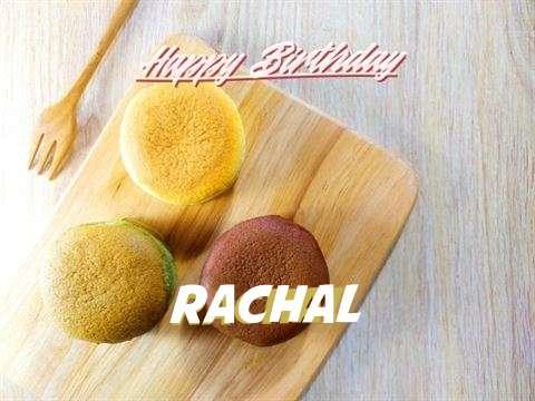 Happy Birthday Rachal
