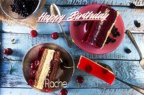 Rache Birthday Celebration