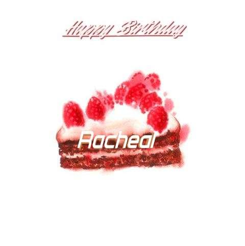 Wish Racheal